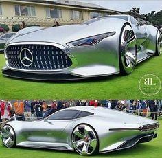 #Mercedes-Benz AMG Vision Gran Turismo concept, 2015