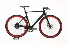 Thingsberry Vanhawks Valour: Connected carbon fibre bike - Product