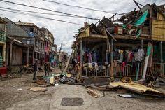 ONU: 350K están desamparadas en Haití por huracan Matthew; cifras muertes en aumento