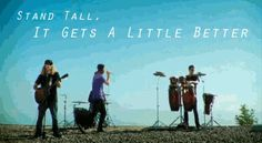 "The Dirty Heads - ""Stand TALL it gets a little better"""
