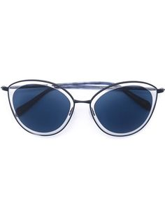 Shop Oliver Peoples 'Gwynne' sunglasses in Marissa Collections from the world's best independent boutiques at farfetch.com. Shop 400 boutiques at one address.