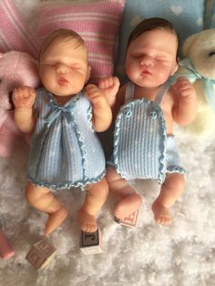 Clay Baby, Tiny Dolls, Polymer Clay, Super Cute, Stitching, Bebe, Modeling Dough