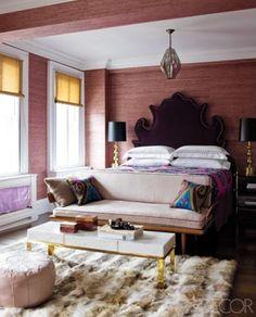 elledecor, bedroom