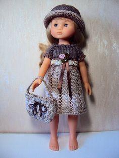 Vêtement Pour Poupée Corolle LES Chéries OU Paola Reina | eBay