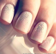 """essie waltz & sparkle essie waltz & sparkle essie waltz & sparkle Great wedding nails, """" how to do your nails for a wedding"""" manicure for bride, Wedding Manicure, Wedding Nails Design, Nail Wedding, Wedding Beach, Wedding Designs, Summer Wedding, Destination Wedding, Winter Wedding Nails, Dream Wedding"""