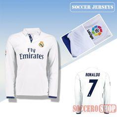 a0edb76f8 56 Best MESSI   RONALDO Soccer Jerseys Thailand High Quality ...