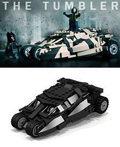 LEGO Batman Set. Batmobile