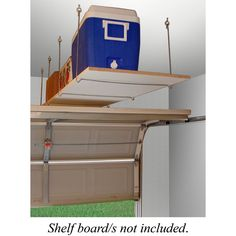 4 Different Types Of Shelving That May Work In Your Garage