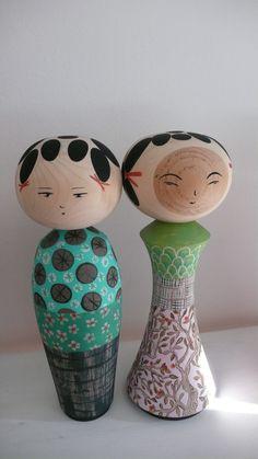 Kokeshi dolls  mc