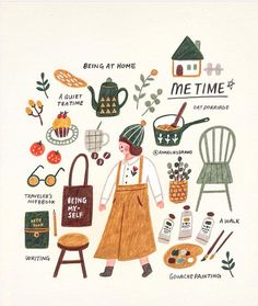 Good morning #illustration by Annelies @anneliesdraws