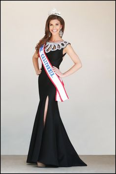 Mrs California America 2014 Evening Gown: HIT or MISS? http://www.thepageantplanet.com/mrs-california-america-2014-evening-gown/