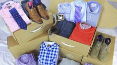 "New Fashion #Startups Give Men Style That's Light on Shopping ""Style by algorithm"" #Entrepreneur"