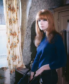 "Jane Asher   As Annie in the film ""Alfie"" (1966)."