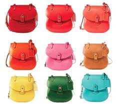 Dooney and Bourke - I'd like one in each color, please!
