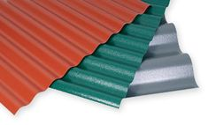 SUNTOP is a foamed, low density polycarbonate sheet that combines impact resistance with a wide service temperature range to fit any environment. SUNTOP is offered in strong opaque colors that create an attractive appearance with its matte upper surface. Its low weight makes it easy to handle and ideal for a variety of roofing applications around the house.