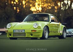http://www.stanceworks.com/2014/04/admiring-an-icon-the-1974-porsche-3-0-rs/