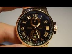 Часы Ulysse Nardin 5