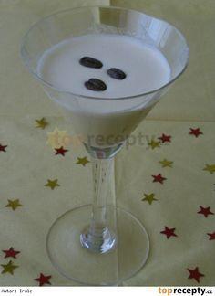 Skvělý kávový likér Margarita, Med, Pudding, Drinks, Tableware, Glass, Desserts, Syrup, Alcohol