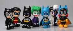 Cosbaby Batman style