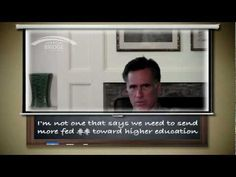 Mitt Romney to students: You're on your own