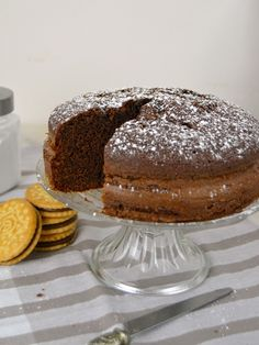 Bizcocho de galletas Príncipe Tarta Chocolate, Tiramisu, Brownies, Cupcakes, Yummy Food, Healthy, Ethnic Recipes, Desserts, Yummy Cakes