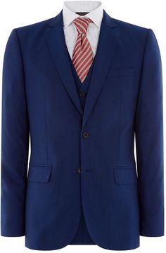 Plainweave Modern Jacket