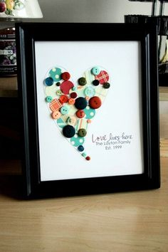 Cool Button Craft Projects for 2016 (16)