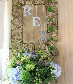 Decor and Floral | Great Outdoors Baby Shower | South Texas wedding & event planning