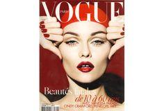 Vanessa Paradis by Mert & Marcus, Vogue Paris Novembre 2008