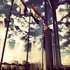 Kauffman Stadium #KansasCityRoyals #KansasCity #KC