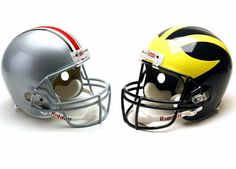 OSU vs. Michigan football...University of Michigan is rich in tradition and one of the first Universities to actively pursue college football..