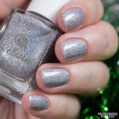 Celestial Cosmetics - SantaMental Collection Jingle My Bells Treat Yourself, Swatch, December, Nail Polish, Treats, Cosmetics, Celestial, Nails, Beauty