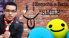 """Programa """"Smile"""", locutor """"Rafa"""""""