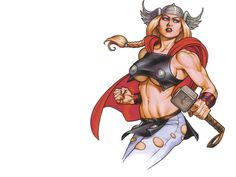 female thor - 1024×538