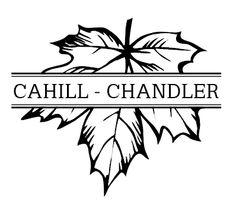 wedding logo we created
