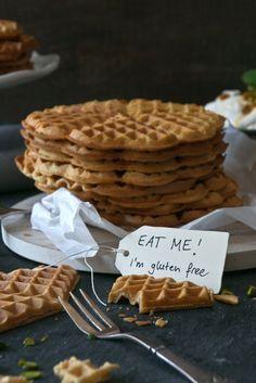 Glutenfrei Genießen: die perfekten Waffeln | Foodlovin'