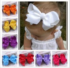 12pcs/lot New Fashion Hot children Infant Baby Toddler girls bowknot Headpins Headwear Hairgrips Head Piece Accessories #Affiliate