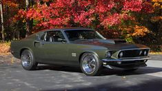 1969 Ford Mustang Boss 429 Fastback presented as Lot at Kissimmee, FL Ford Mustang 1964, Mustang Cars, Ford Mustangs, Classic Mustang, Ford Classic Cars, Toyota Cars, Pony Car, American Muscle Cars, Hot Cars