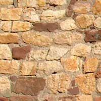 ***Mampuesto -piedras iregulares, sin elaboración previa y colocación a mano.
