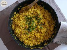 """Recette du """"Kitchari"""", un plat traditionnel de l'Ayurveda, connu pour ses propriétés purifiantes. Recette végétale et sans gluten."""