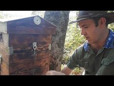 Electroculture bee hive protection Save the bees naturally 15 octobre 2018 Yannick Van Doorne explain how you can protect your bee hives with magnets, copper. Save The Bees, Beekeeping, Science And Technology, I Am Awesome, Make It Yourself, Bee Boxes, Gardens, Bees, Magnets
