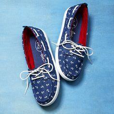 Anchors away #ShoesdayTuesday | rue21