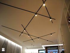 Monochromatyczny apartament 108m2 - Salon, styl minimalistyczny - zdjęcie od ARB+ Pracownia architektoniczna
