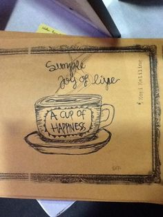 Gea: #SimpleJoyOfLife - A Cup of Happiness