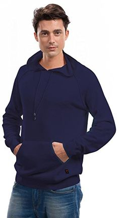 e22dd2c9eb681c Pullover Hoodie for Men - 100% Cashmere. Discover yours here