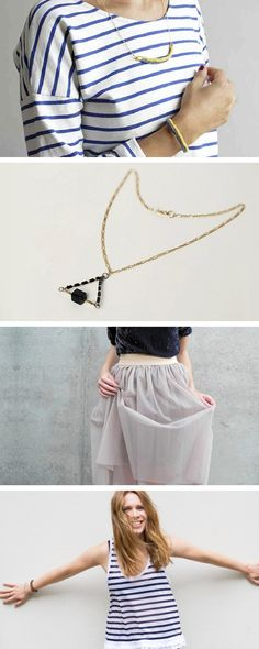 Moda, accessori, gioielli: trova tante idee per outfit #faidate! http://it.dawanda.com/tutorial-fai-da-te/outfit-fai-da-te/