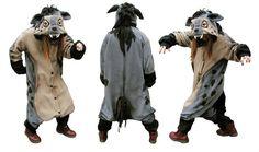 hyena kigurumi http://diemortalroom.deviantart.com/art/Hyena-Kigurumi-210021852