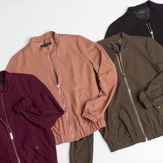 Bombers just restocked in all colours #DynamiteStyle