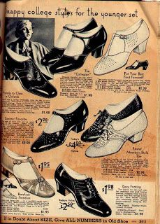 Oxford shoes were first popularized in oxfords by students. Women began wearing them as well and found them convenient for sports activities. They lace up but end below the ankle. - http://AmericasMall.com/categories/activewear.html