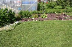 Nordic garden new flowerbed DIY